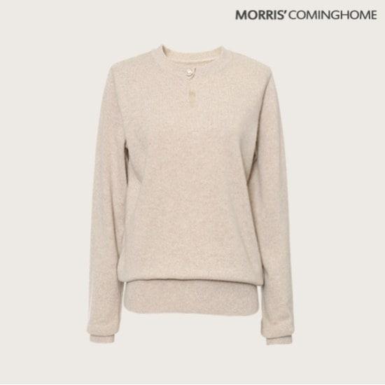 モリス・カミング・ホーム晋州開けたウールのニット ニット/セーター/ニット/韓国ファッション