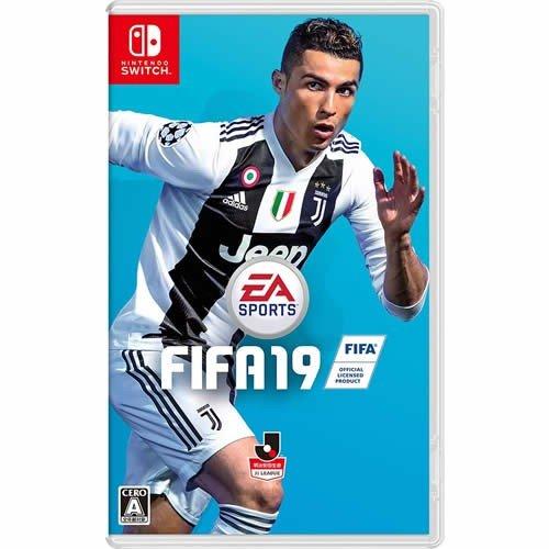 FIFA19 [通常版] [Nintendo Switch] 製品画像