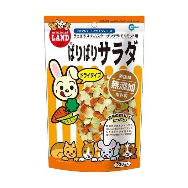 マルカン ぱりぱりサラダ 230g MR-529