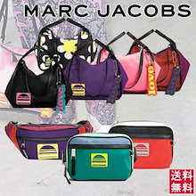【MARC JACOBS】 新作!スポーツラインバックSport Bag【正規品 USA直送】▶先着!限定数量