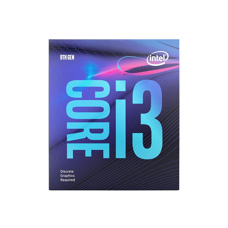 Core i3 9100F BOX 製品画像