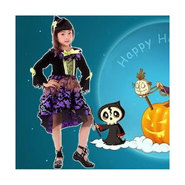 197aa4e35e35d 女の子 ハロウィーン 衣装 魔女 子供 巫女 コスプレ衣装 悪魔 巫女 コスチューム ハロウィン 魔法使い 妖精 女の子 ハロウィン