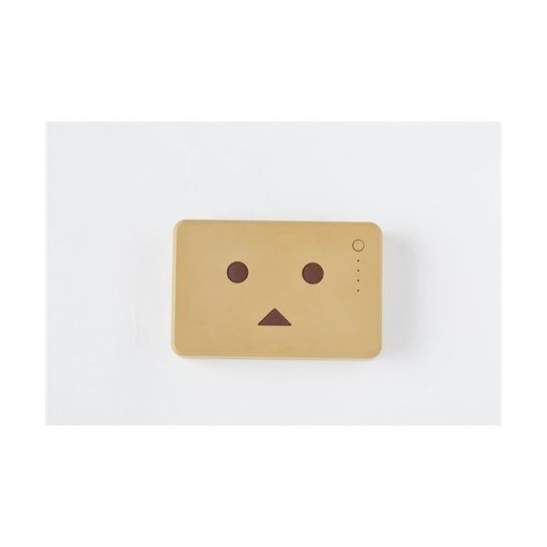 cheero Power Plus DANBOARD Version  CHE-096-BR [ミルクチョコ]