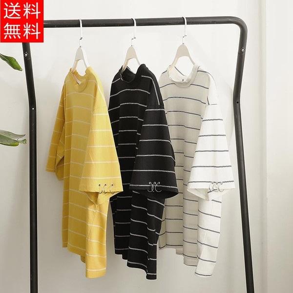 送料無料 Tシャツ メンズ ボーダー柄 半袖 メンズT シャツ トップス