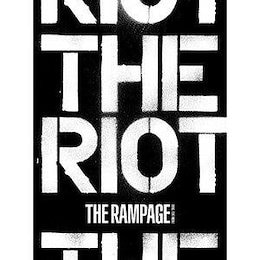 【取寄商品】 CD/THE RIOT (CD+2Blu-ray)/THE RAMPAGE from EXILE TRIBE/RZCD-86949