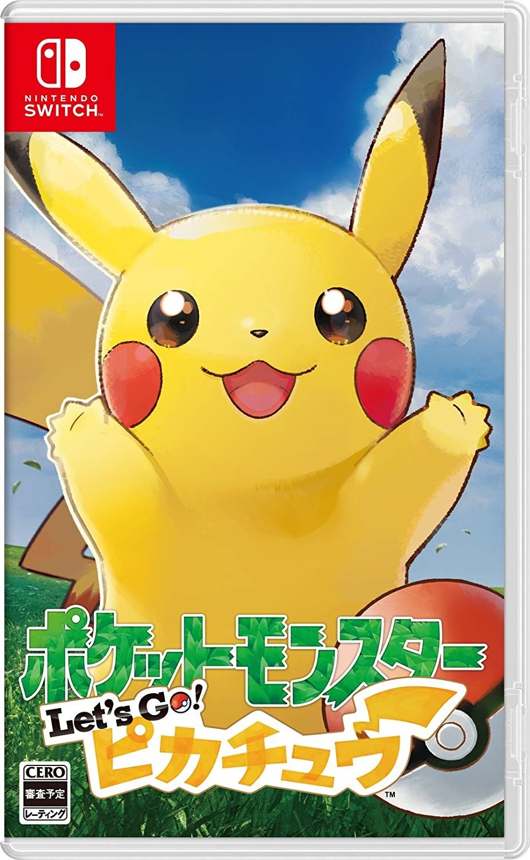 ポケットモンスター Let's Go! ピカチュウ [Nintendo Switch]