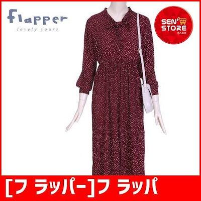 [フ ラッパー]フ ラッパーミニ道東しわワンピースFBI7OP034A /ワンピース/韓国ファッション