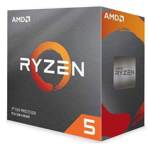 AMD Ryzen 5 3600 BOX 100-100000031BOX[即納可]
