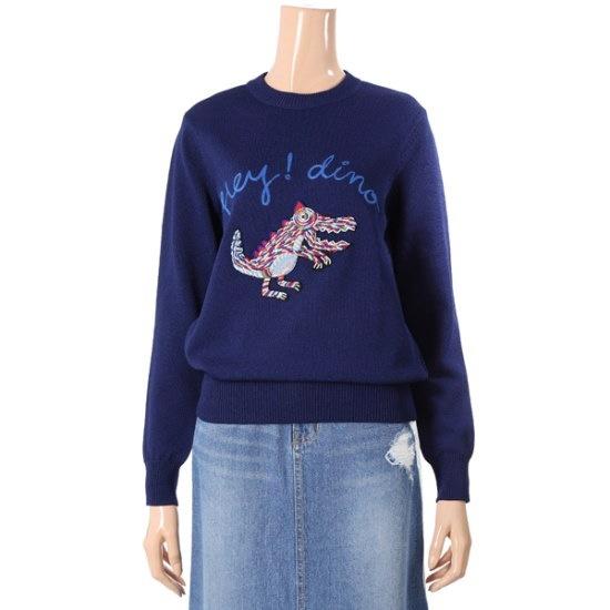 エスジェイとジェイピービディン・ニットシャツ、PCMS1KU039R1 / ニット/セーター/ニット/韓国ファッション