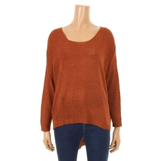 パパイヤアンバランスパクシニートCNGRTP013C ニット/セーター/韓国ファッション