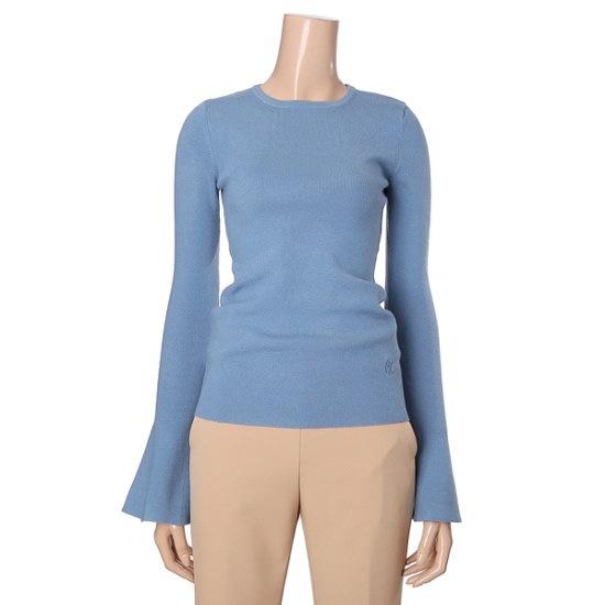 オチョク小売ラッパラウンド基本ロングニート71514231 / ニット/セーター/ニット/韓国ファッション