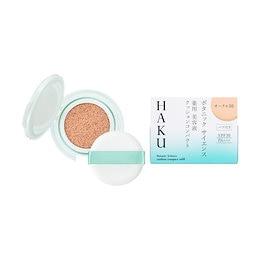 HAKU ボタニック サイエンス 薬用 美容液クッションコンパクト レフィル/ケース付き