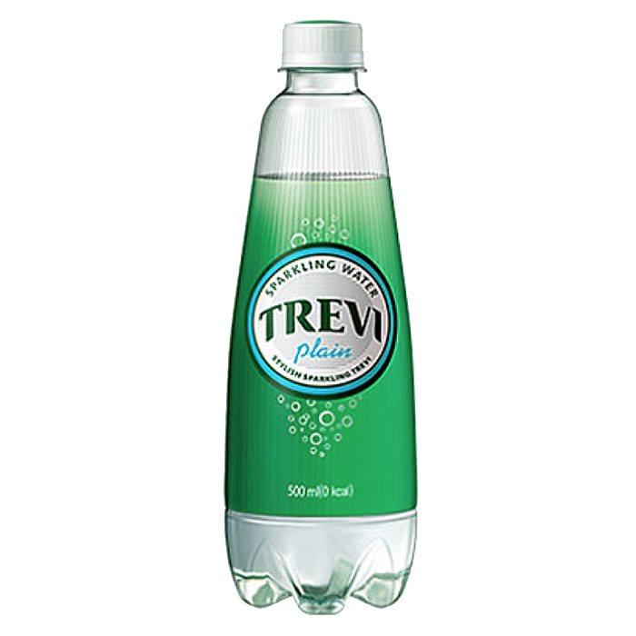 【ロッテ】TREVI プレイン味500ml ★賞味期限2020年11月19日迄