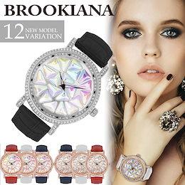 ★2019新作★ ブルッキアーナ BROOKIANA くるくる  SPIN スピン  BA2314 レディース 腕時計 クオーツ ぐるぐる時計
