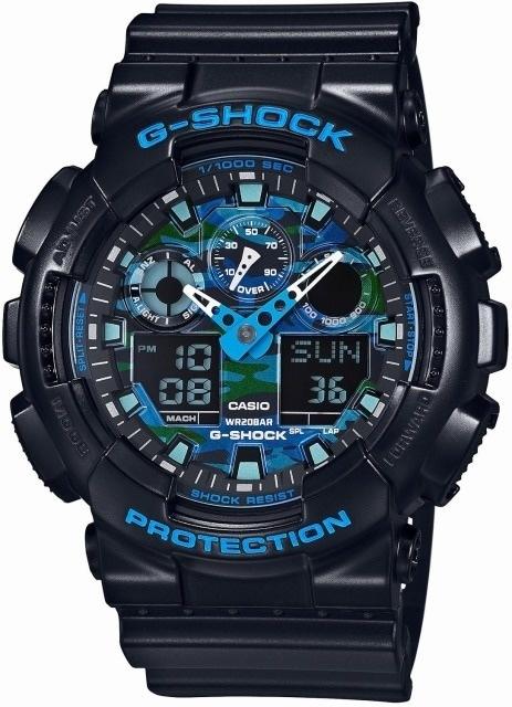 [カシオ]CASIO 腕時計 G-SHOCK GA-100CB-1AJF メンズ[4549526108099-GA-100CB-1AJF]