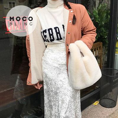 【MOCOBLING】 韓国ファッション ジャンパー /少女ジャンパー - jp