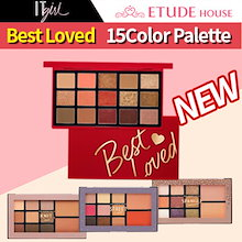 [ETUDE HOUSE] ★新商品★アイシャドウ/ Play Color Palette # Best Loved/アイメイクアップ/Play Color Multi/Eye Palette