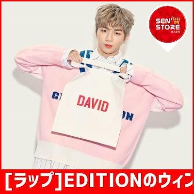 [ラップ]EDITIONのウィンドウチェックパクシピッシャツ(AJ2WBS50) /ルーズフィット/ロングシャツ/ブラウス/ 韓国ファッション