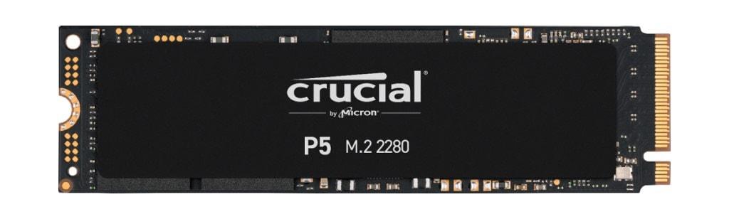 crucial [CT500P5SSD8JP] Crucial P5 500GB NVMe PCIe M.2 SSD