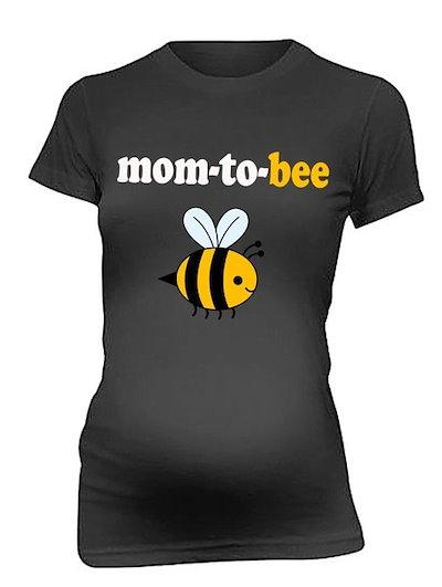 ママ - へ - ビーマタニティTシャツ新ママギフト章のためのママファニーマタニティTシャツパーフェクトギフト用