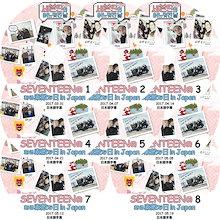 【K-POP DVD】☆★SEVENTEEN ある素敵な日 In JAPAN EP1-8(8枚SET)★【日本語字幕あり】【セブンティーン セブチ KPOP DVD】