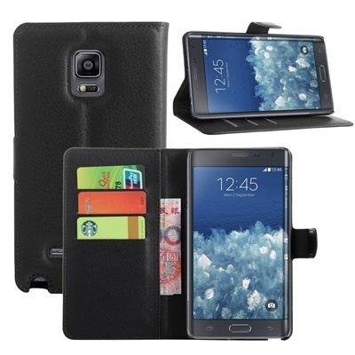 新着 GALAXY Note Edge Docomo SC-01G レザーケース AU SCL24財布型カバー スタンド可 8色選択可能【管理番号:A332】