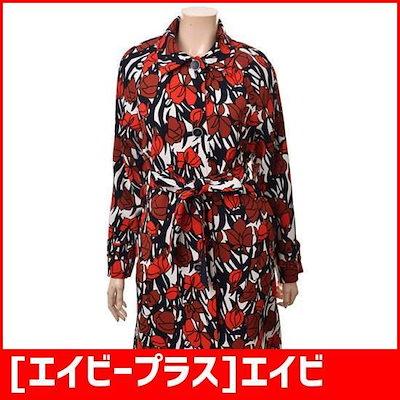 [エイビープラス]エイビープラスPGD01花柄、トレンチコートLSS1RR03C1874205 /トレンチコート/コート/韓国ファッション