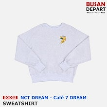 【日本国内発送】 NCT DREAM [04 SWEATSHIRT - Cafe 7 DREAM] 公式 SM 1次予約 送料無料