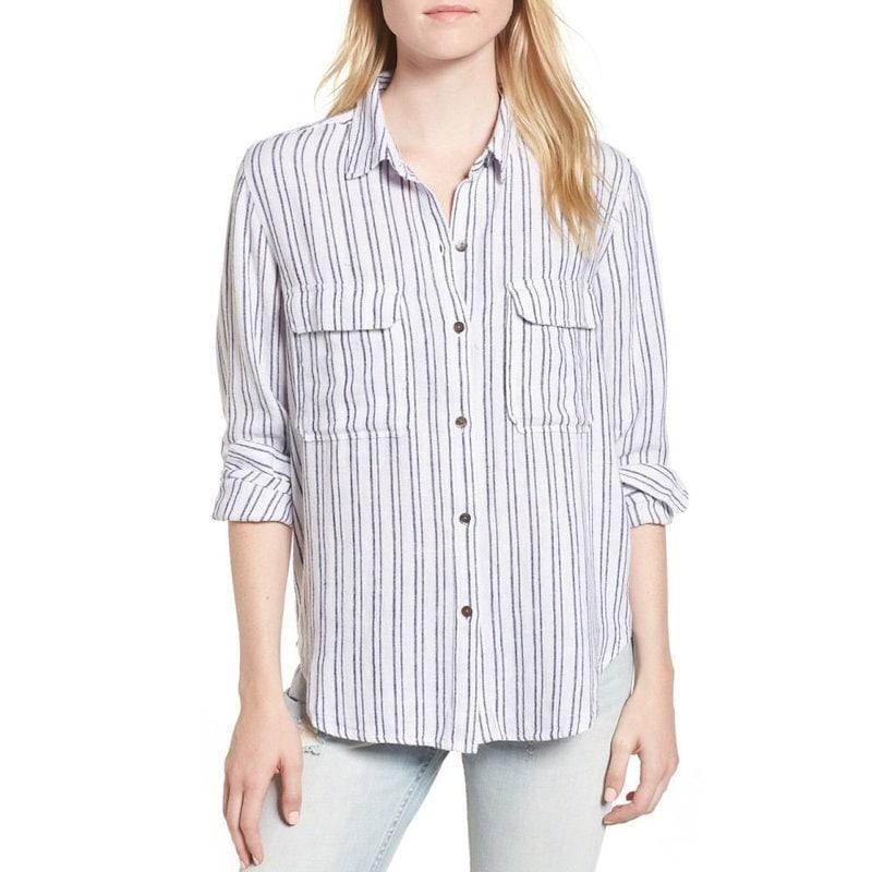 レイルズ レディース トップス ブラウス・シャツ【Jimi Stripe Shirt】Melrose Stripe