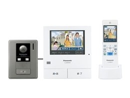 Qoo10で買える「Panasonic / パナソニック テレビドアホン どこでもドアホン VL-SWD501KL」の画像です。価格は35,942円になります。