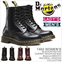 ドクターマーチン Dr.Martens 1460 8ホール ブーツ レディース WOMENS 8EYE BOOT R11821006 R11821600 メンズ