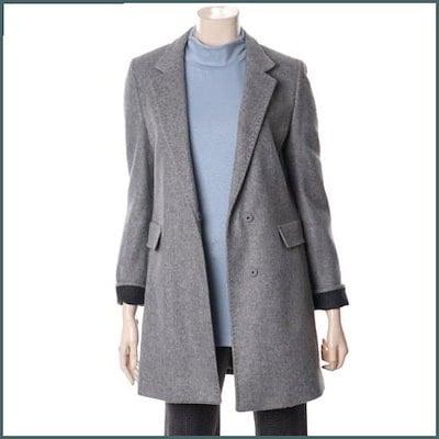 [ケリスノート]ケリスノートPGD01一(チェイル)毛織ロングジャケットcn6wjk1801836338 /テーラードジャケット/ 韓国ファッション