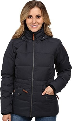 Columbia Sportswear Womens Snowtopia Down Jacket, India Ink, Large