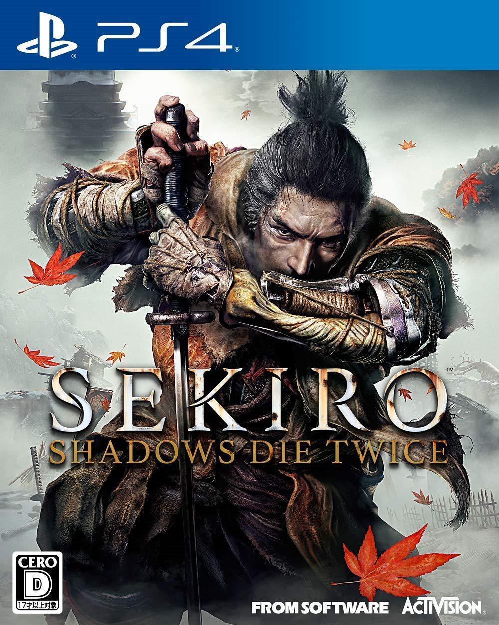 SEKIRO:SHADOWS DIE TWICE [PS4]