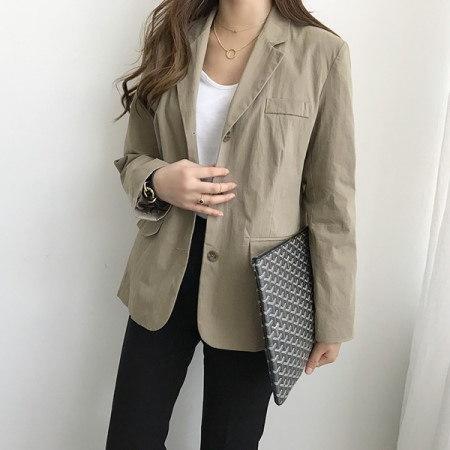 WELLO Jacket Korean Style