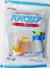 かんてんぱぱ ババロリア ババロアの素 バニラ オレンジソース付 ファミリーサイズ65mlカップ25個分(5個分X5袋入) カルシウム入り