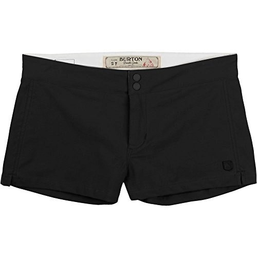 BURTON Womens Shearwater Boardshort Shorts, Size 31, True Black
