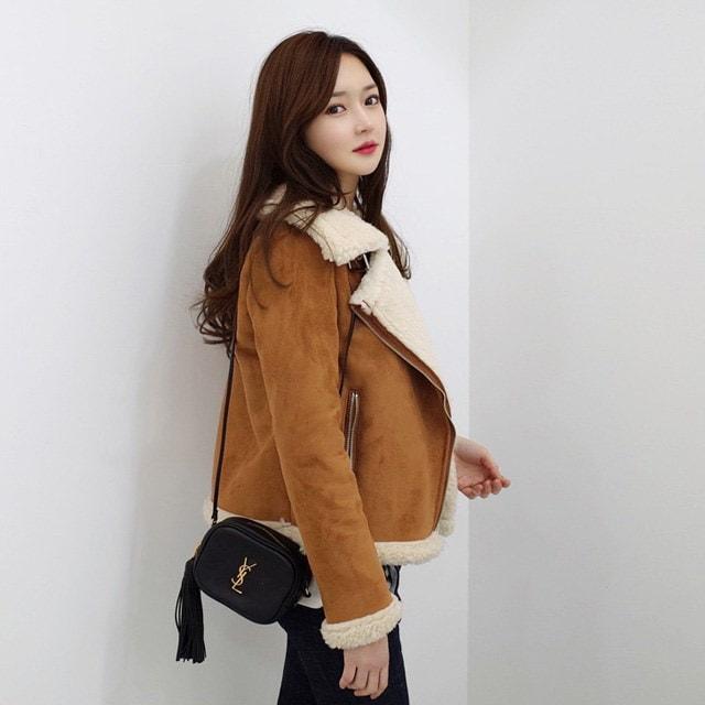 (高クオリティ)ベルプムスタングkorean fashion style