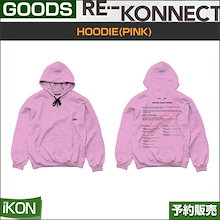 HOODIE / iKON return 2018 PRIVATE STAGE [RE-KONNECT] MD /送料無料/即日発送