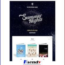 TWICE / SUMMER NIGHTS / バージョン選択 / 2ND SPECIAL  ALBUM / CD+フォトブック+ランダムフォトカード / トゥワイス / サマーナイツ