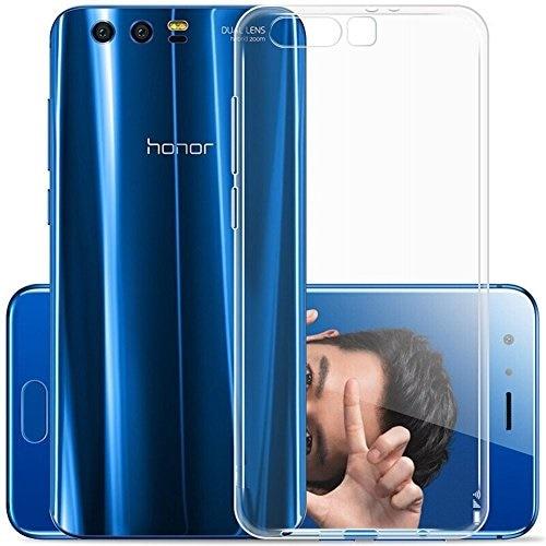 Huawei honor 9 SIMフリー ケース TPU スマホケース グリップ カバー 設計 MY WAY Design 薄型 軽量 透明 クリア