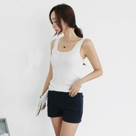 シーフォックスデルリンス・ニットナシ ニット/セーター/ニット/韓国ファッション