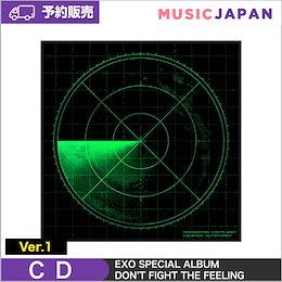 【日本国内発送】【Ver1(1種)】EXO[DON'T FIGHT THE FEELING(photobook ver 1)] CD アルバム 韓国音楽チャート反映 1次 送料無料