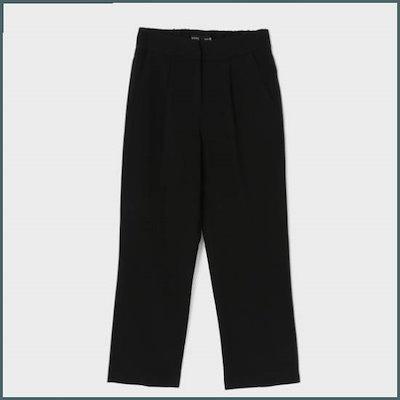 [ミソ]10部ルージュイルジャピッドゥイッベンディン・パンツ[MIWTW9142A] /パンツ/面パンツ/韓国ファッション
