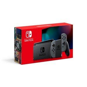 Nintendo Switch HAD-S-KAAAA [グレー]