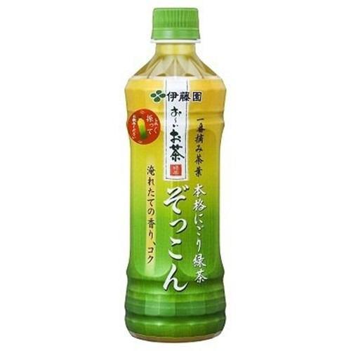 伊藤園 お〜いお茶 ぞっこん(500mL)