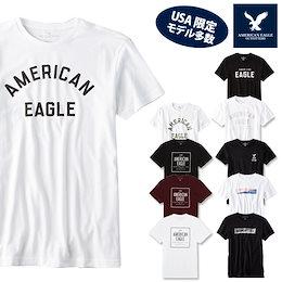 アメリカンイーグル 半袖 Tシャツ USAモデル メンズ AE American Eagle  ae33 送料無料 10タイプ 大きいめ XLあり