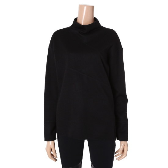 ディデムバンポルラティーEW1511969 ロングニット/ルーズフィット/セーター/韓国ファッション