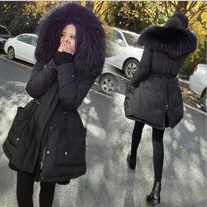 モッズコート 中綿コート ロングコート ダウン風ジャケット ファー フード レディース ウェストひも付き コート アウター 暖かい 秋冬 新作