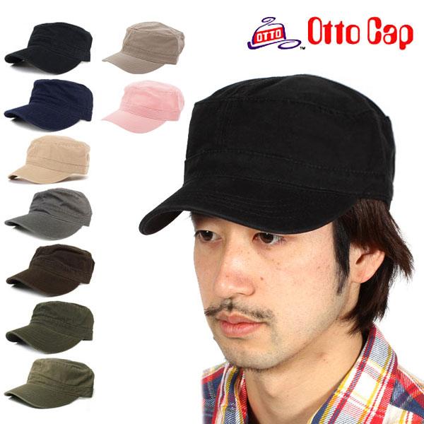 帽子 メンズ ワークキャップ otto メンズ オット 定番